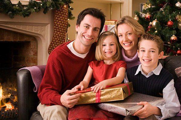 Lời chúc giáng sinh dành cho gia đình
