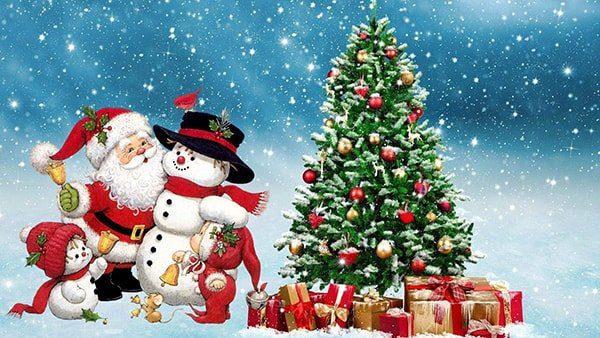 Lời chúc giáng sinh Merry Christmas dành tặng bé yêu