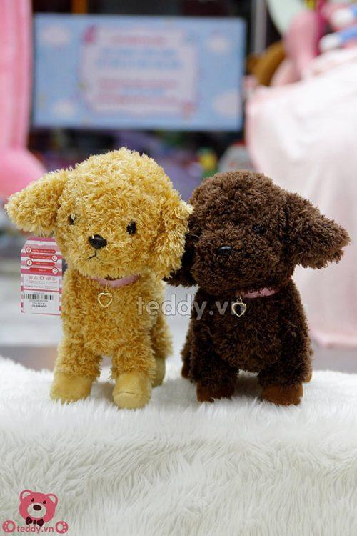 Chó Xù Bông Hạt