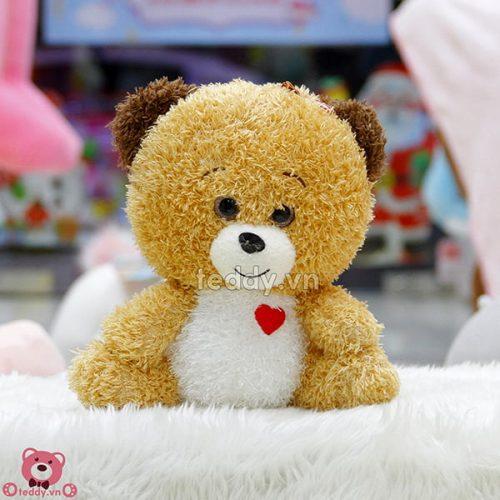 Gấu Xù Tim