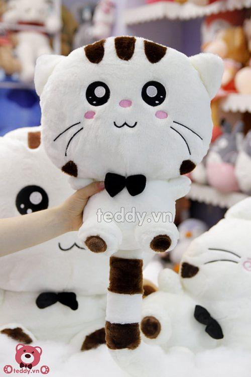 Mèo Bông Mặt Lớn Mishu