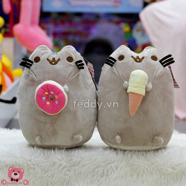 Mèo Bông Pusheen Bánh