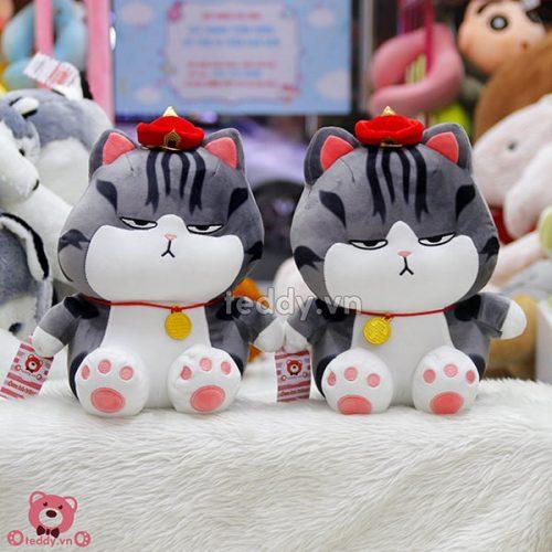 Mèo Bông Hoàng Thượng