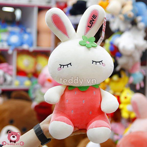 Thỏ Bông Dâu