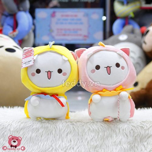 Mèo Bông Cosplay