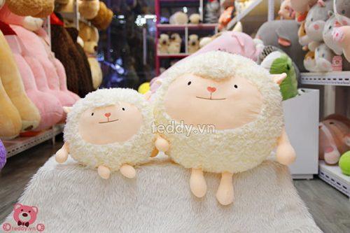 Cừu Bông Mũi Tim