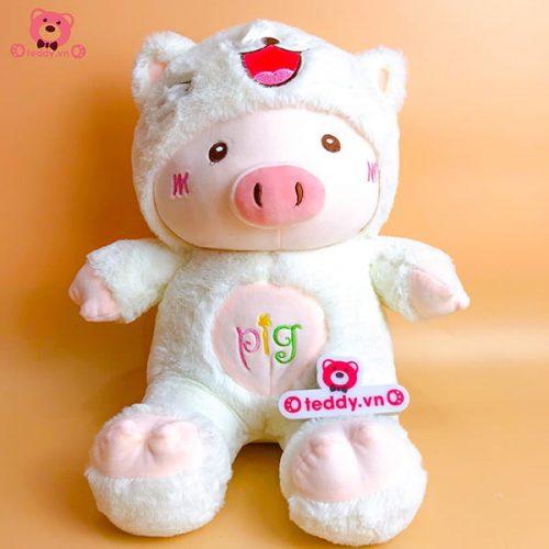 Lợn Mũ Bông Cosplay