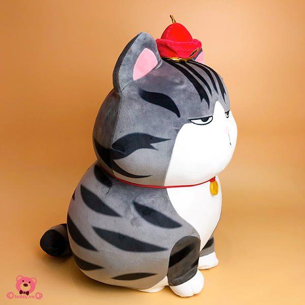 Mèo Bông Hoàng Thượng Gầy