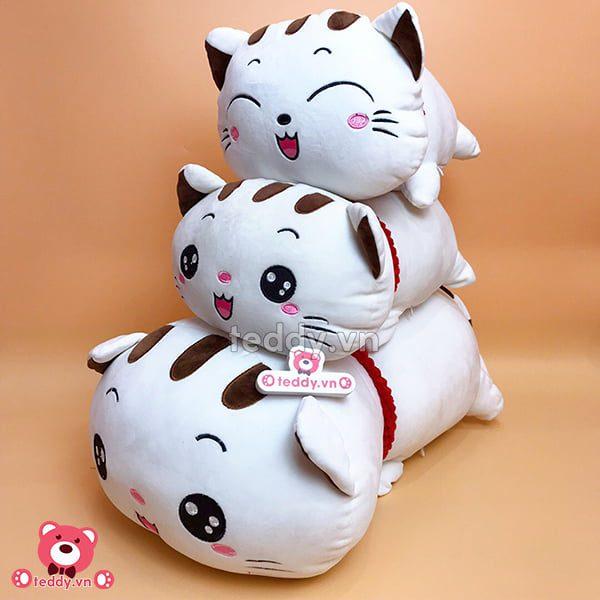 Mèo Bông Mishu Nằm Mềm