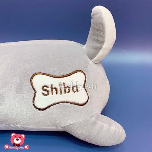 Chó Bông Shiba Ngủ