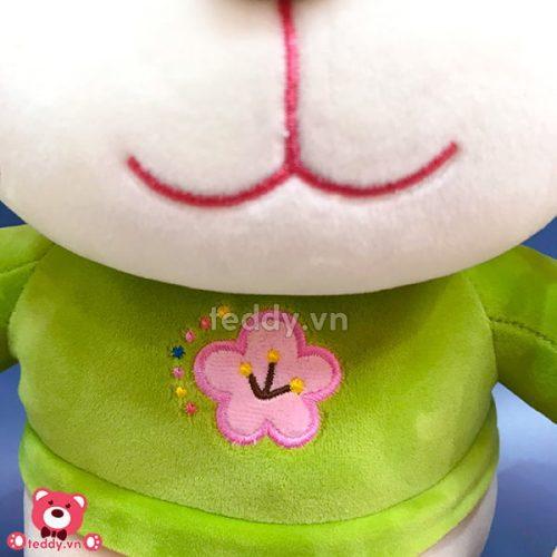 Chó Bông Bụng Hoa