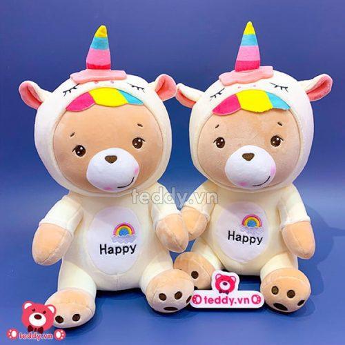 Gấu Bông Happy