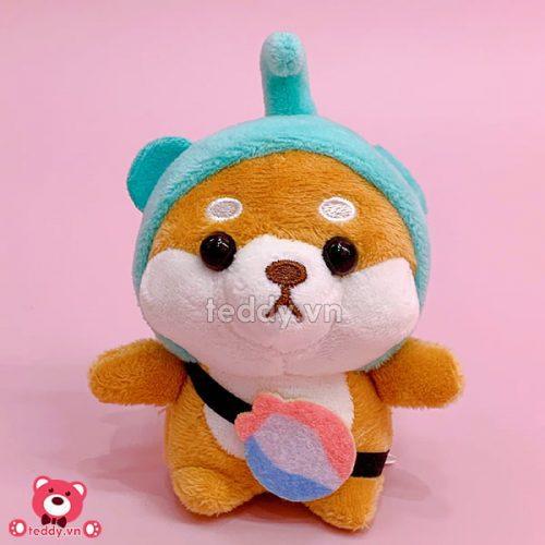 Gấu Nhỏ Shiba Cosplay