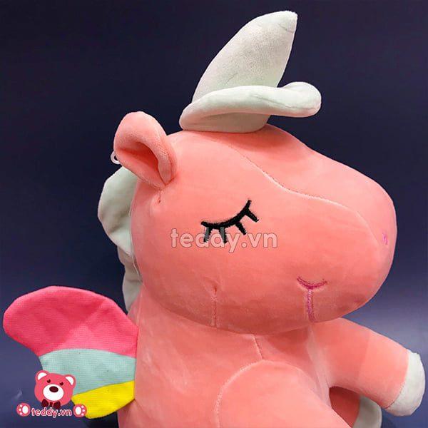 Kì Lân Unicorn Ngồi Mềm