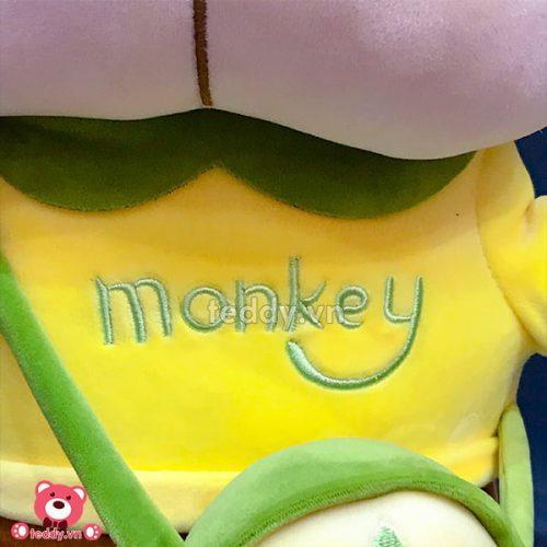Khỉ Bông Đeo Túi