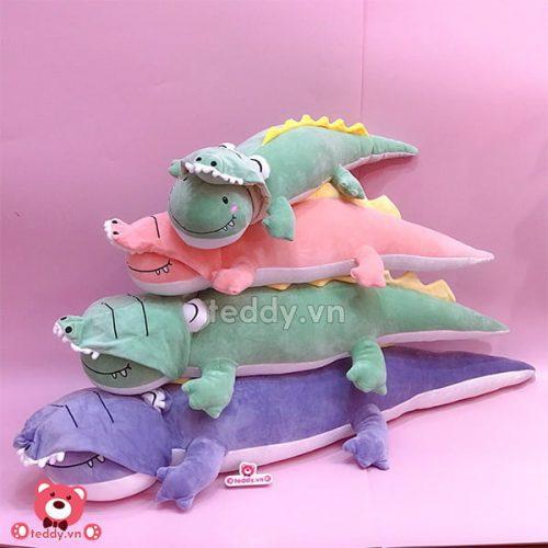 Khủng Long Mũ Cá Sấu