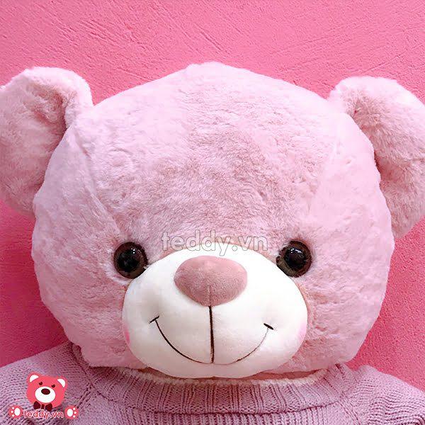 Gấu Teddy Áo Len