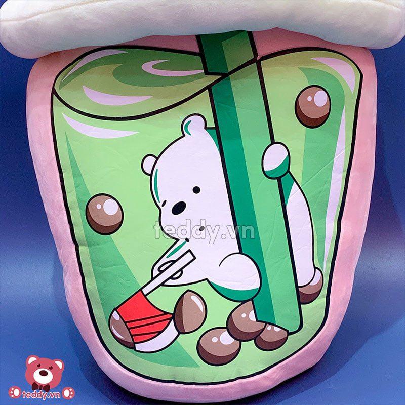 Gấu Bông Trà Sữa