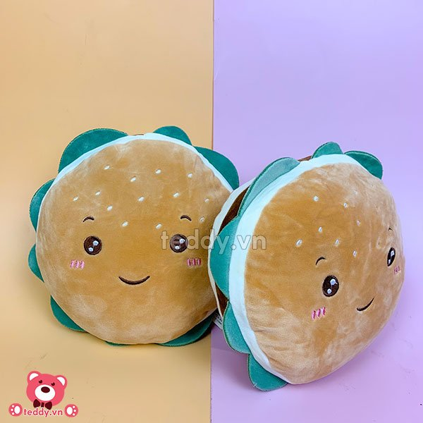 Gấu Nhỏ Bánh Mỳ Bông