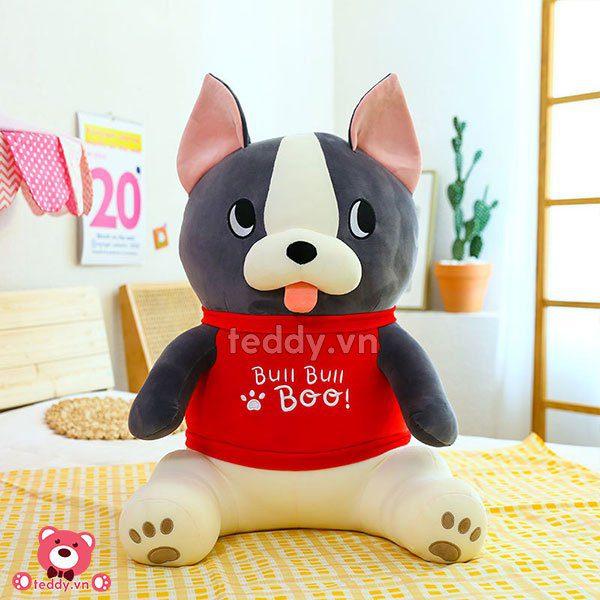 Chó Bông Mắt Liếc BuBu