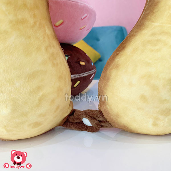 Gối Cổ Bánh Mì