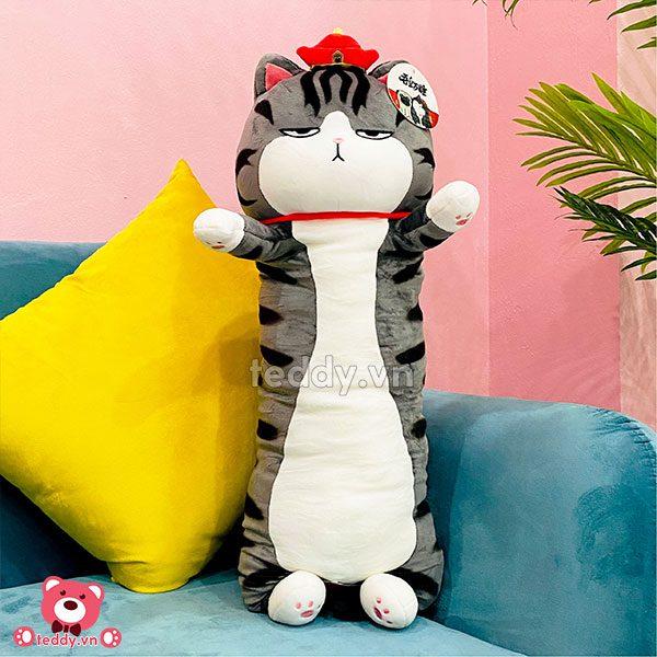 Gối Ôm Mèo Hoàng Thượng
