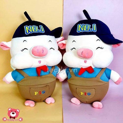 Heo Bông Yếm Mũ