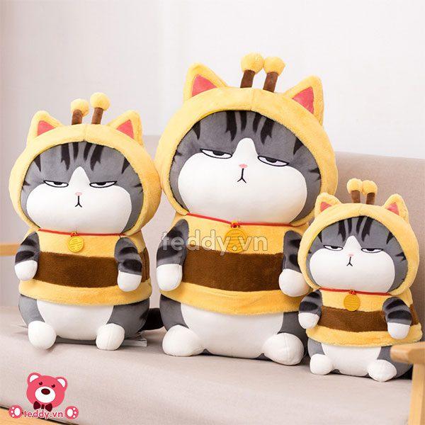Mèo Hoàng Thượng Bông Cosplay Ong