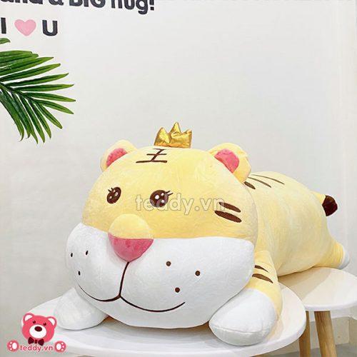 Hổ Bông Vương Miện Nằm (Big Size)